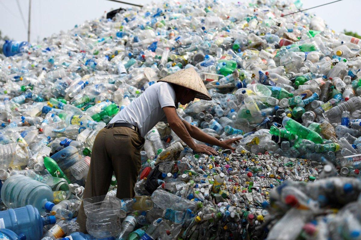 Mengurangi Sampah Plastik