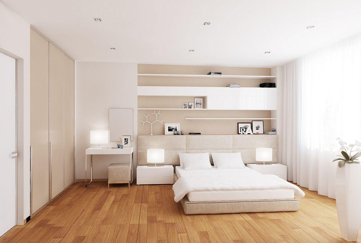 Warna Cat Kamar untuk Memperluas Apartemen