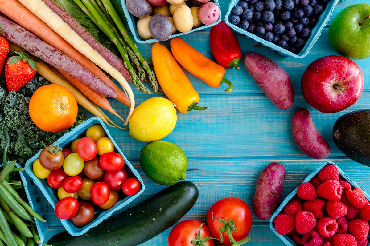 Sayur dan Buah Buahan