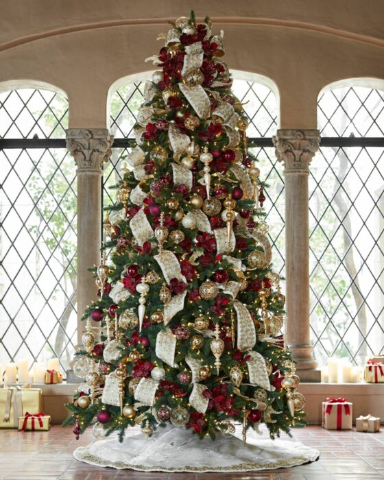 Pohon Natal Glam