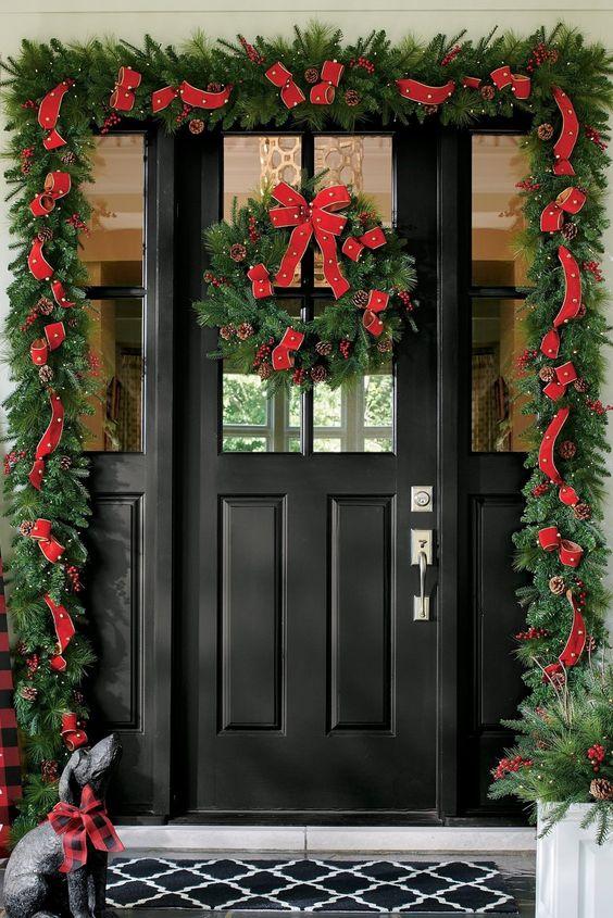 15 Ide Dekorasi Natal Di Setiap Sudut Rumah Pasti Bikin Tamu Terkesima Artikel Spacestock