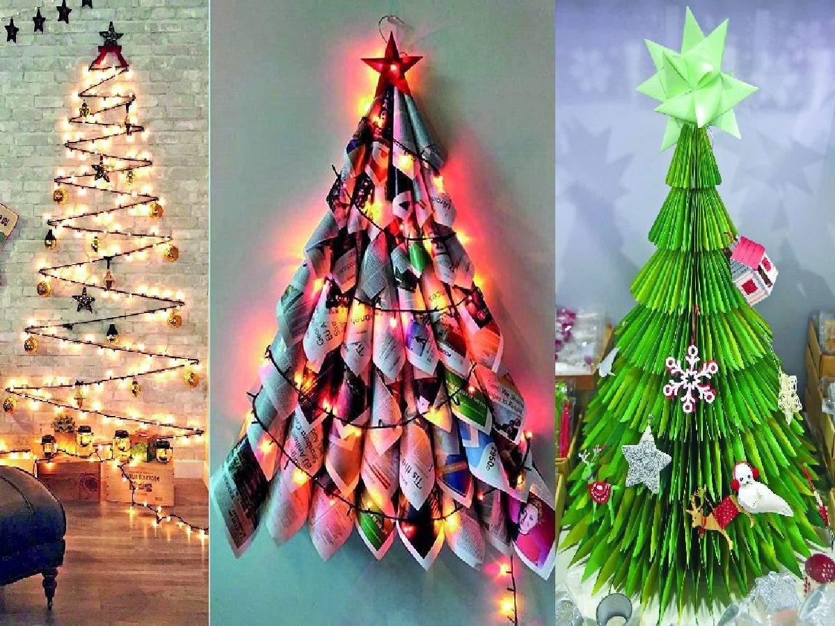 Pohon Natal DIY
