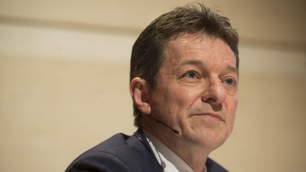 CEO Johan Thijs