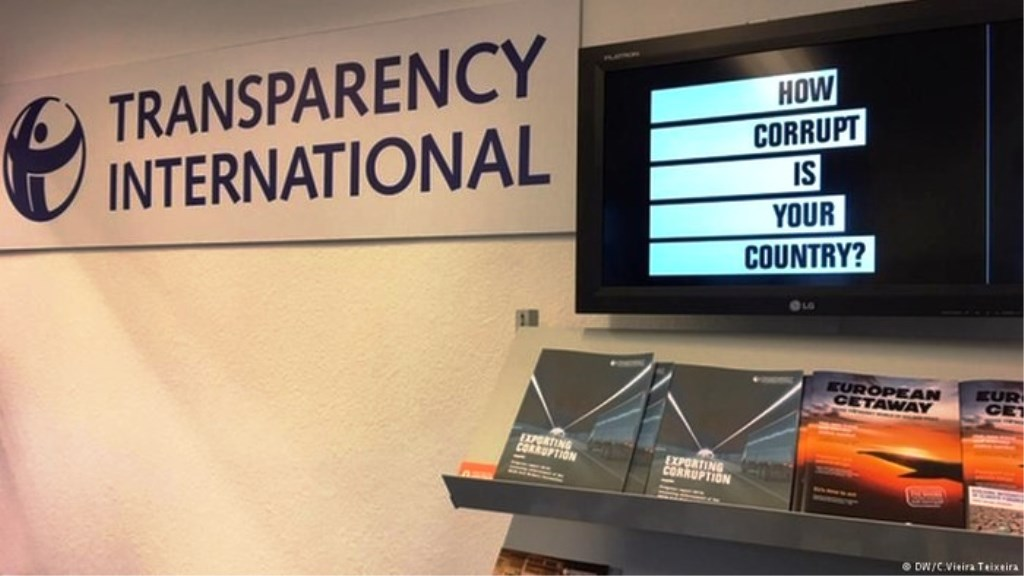 Minim Korupsi Selandia Baru