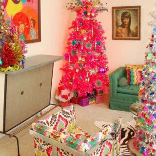 10 ide dekorasi pohon natal unik yang bikin perayaan natal
