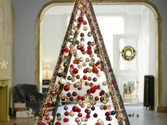 Dekorasi Pohon Natal Unik
