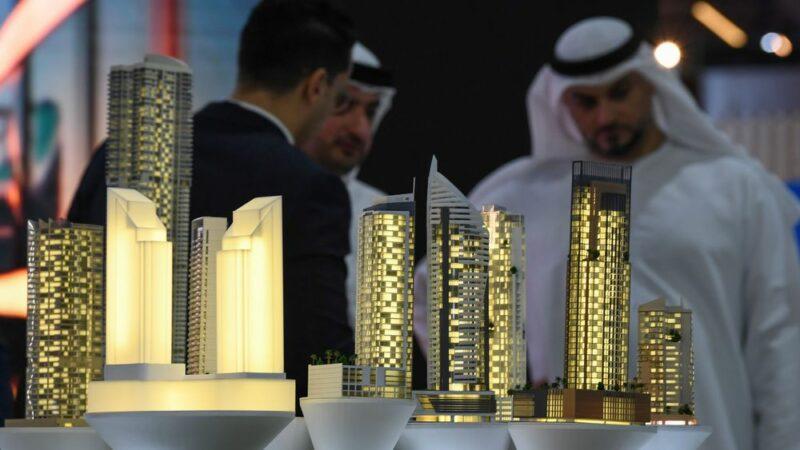 Pasokan Properti Dubai