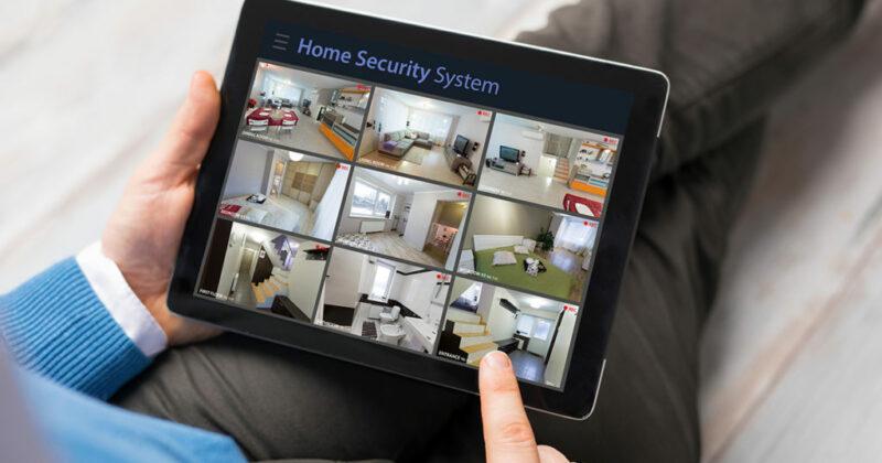 Sistem Keamanan di Rumah