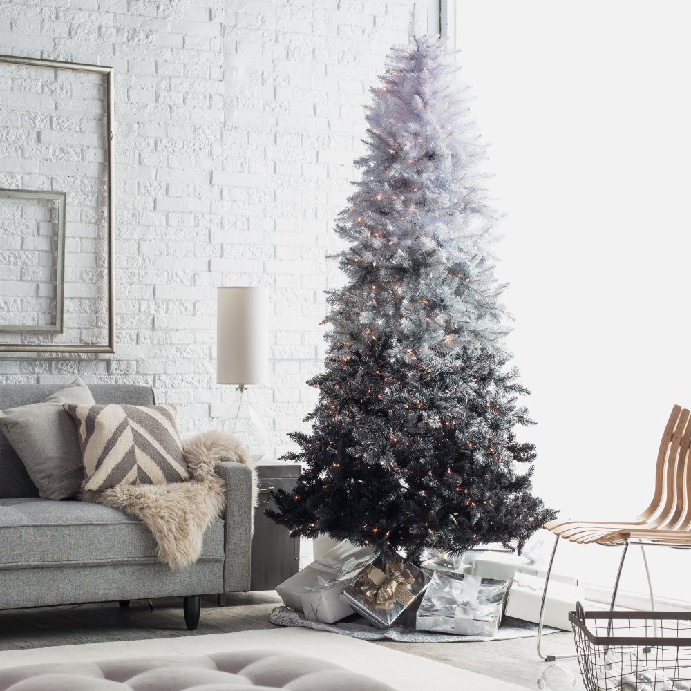 Ombre Christmas Tree