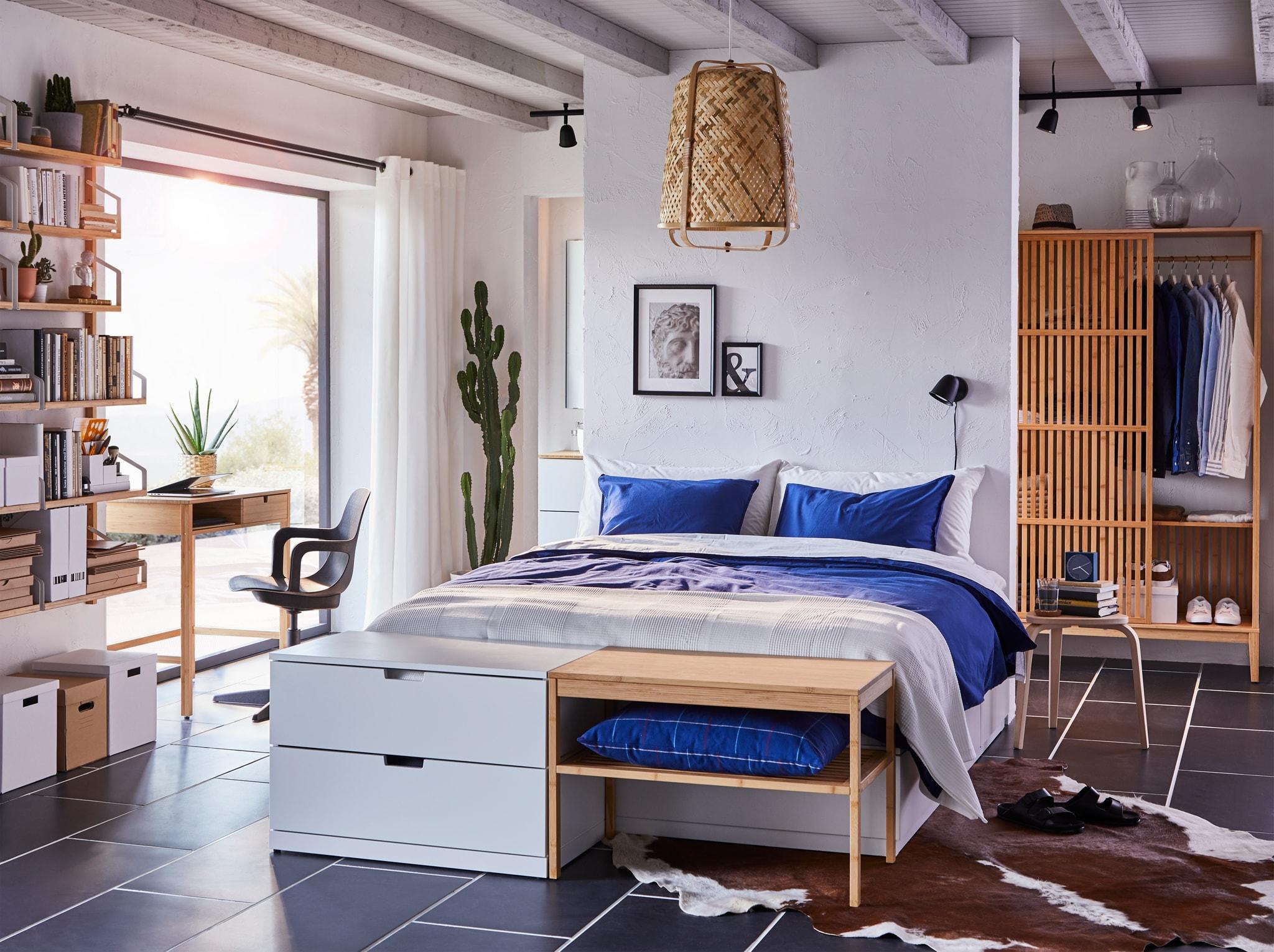 10 Langkah Menyulap Desain Ruang Kerja di Kamar Tidur yang ...