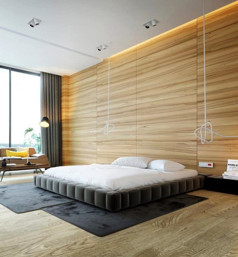 Dinding Minimalis Ala Jepang