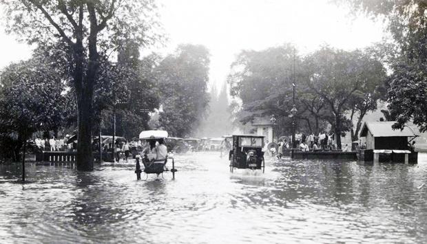 Banjir Tahun 1872