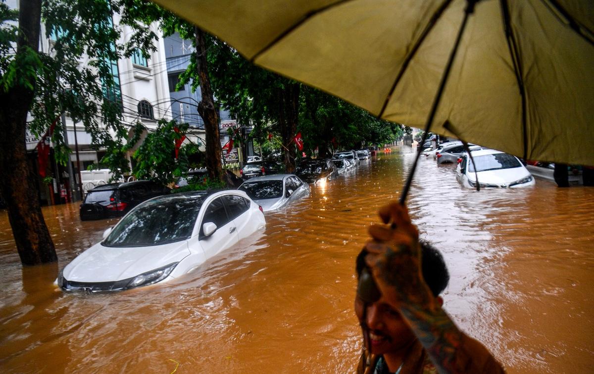 Banjir Tahun 2020