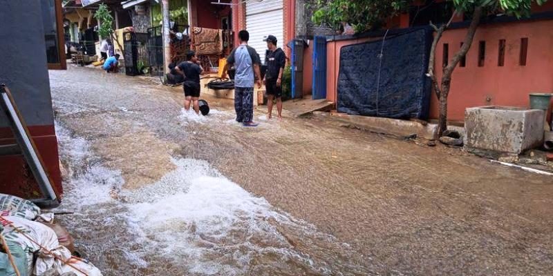 Perumahan Banjir