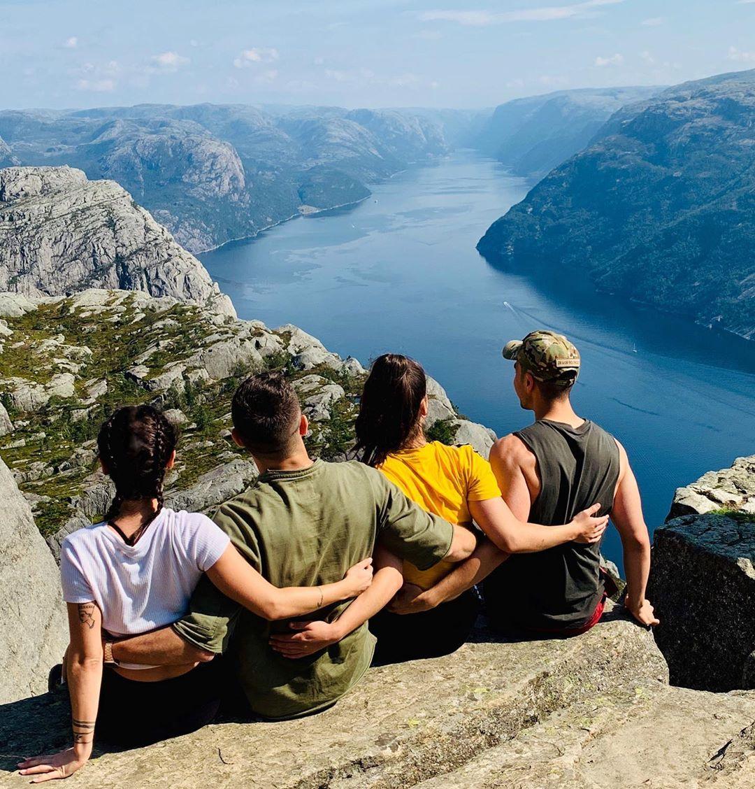 Masyarakat Norwegia