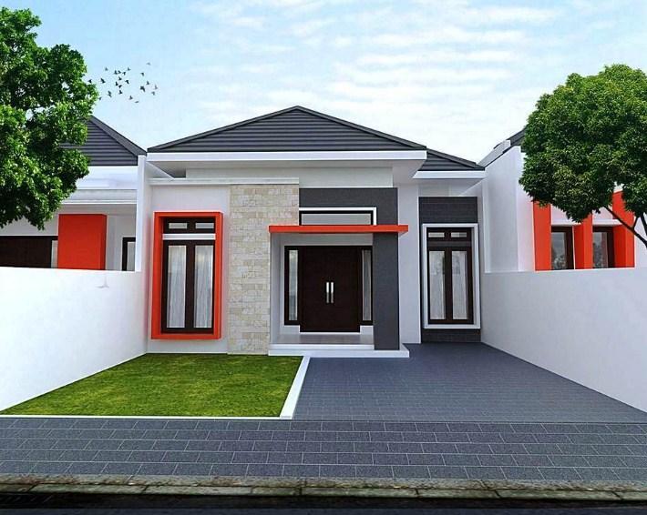 Gambar Teras Rumah Tampak Depan