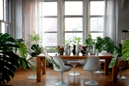 10 ide dekorasi ruang makan yang bikin betah makan bersama