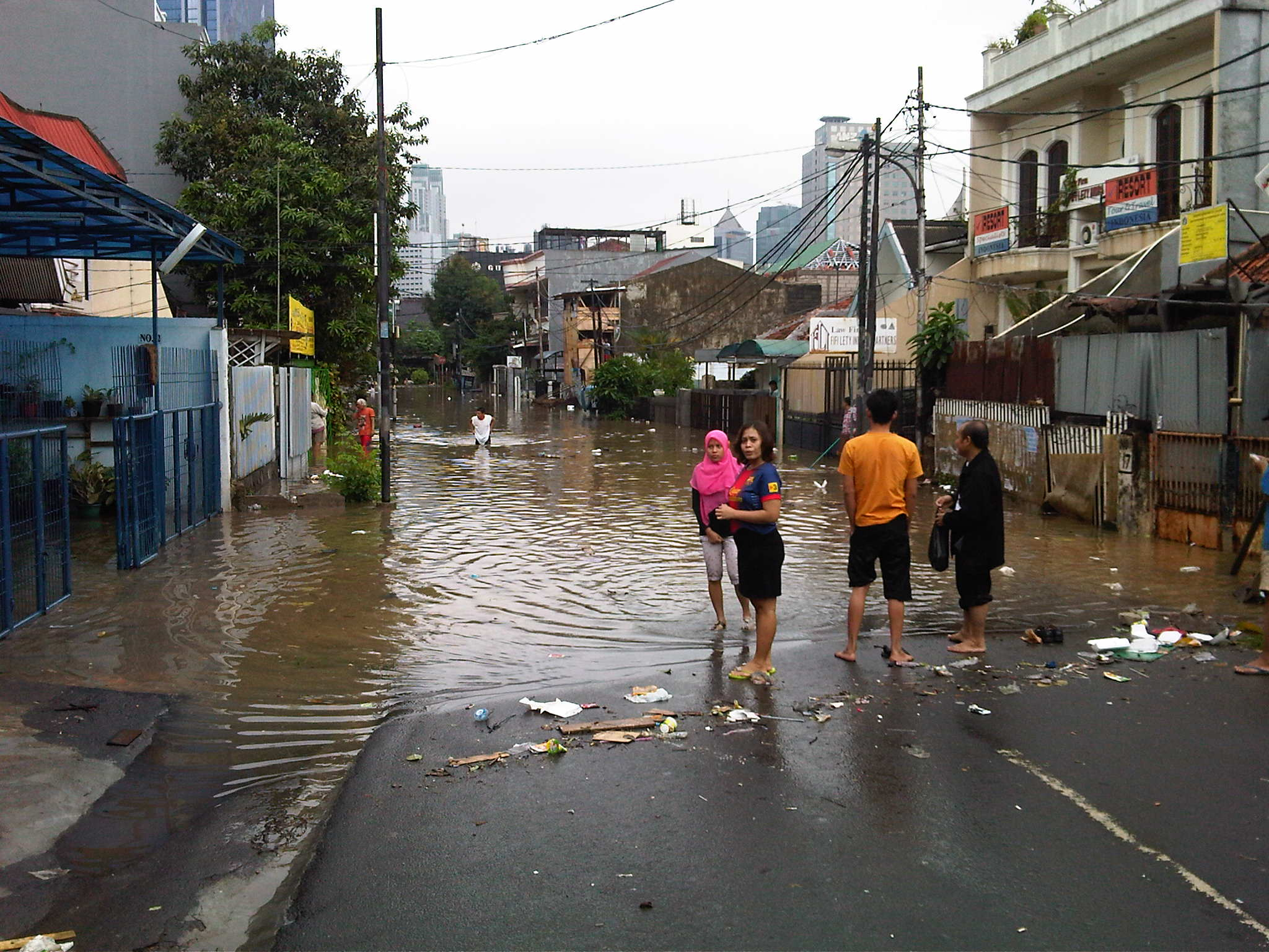 Banjir Tahun 2013