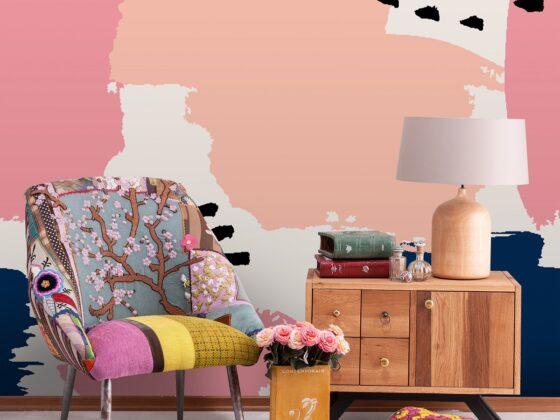 Motif Wallpaper Rumah