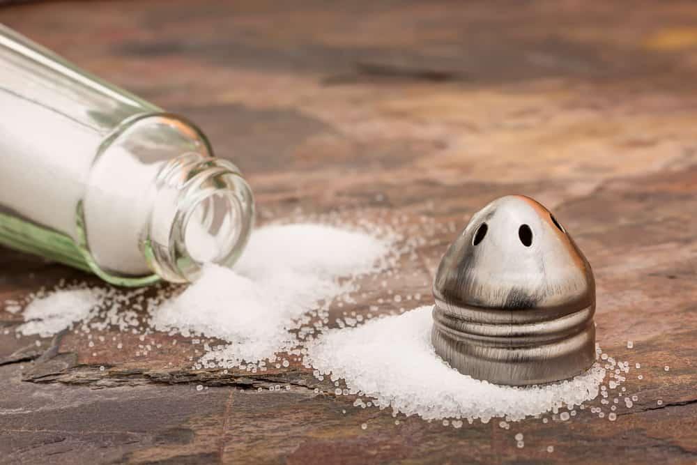 Menabur Garam di Rumah