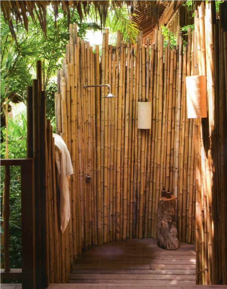 10 Desain Kamar Mandi Outdoor Nuansa Alam Nan Segar Di Hunianmu Artikel Spacestock