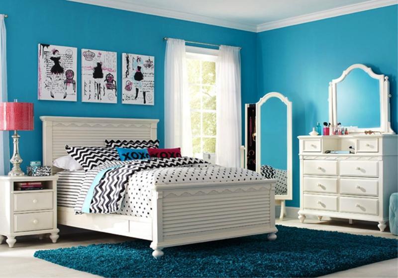 Dijamin Fresh Dan Enerjik Ini 10 Tips Mempercantik Desain Kamar Tidur Remaja Artikel Spacestock