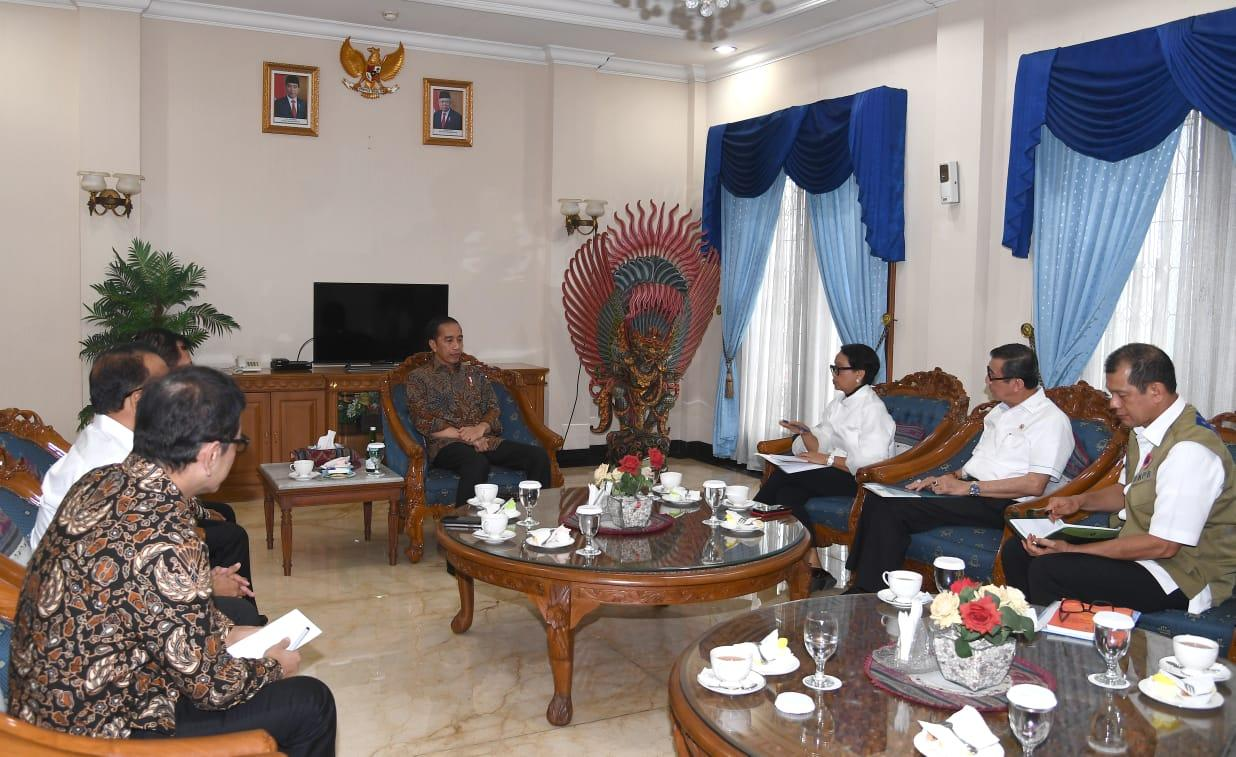 Keputusan Indonesia
