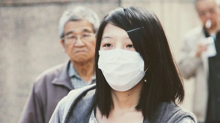 Virus Korona di Jepang