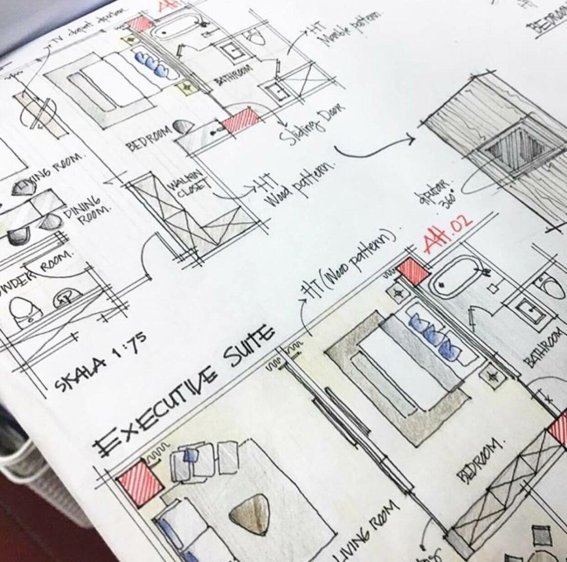 biaya desain kantor