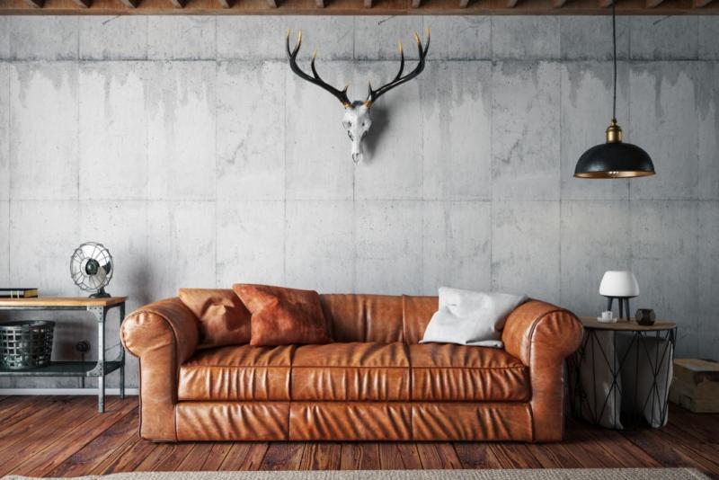Cara Merawat Sofa Kulit