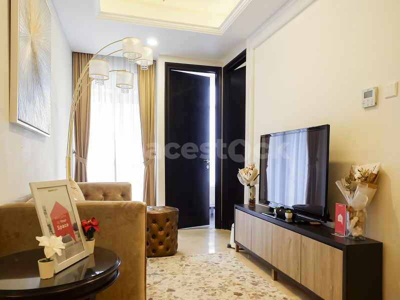 Apartemen Mewah di Jakarta