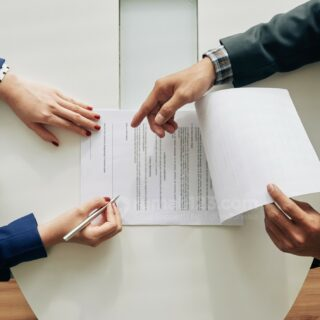 Surat Perjanjian Tanpa Materai