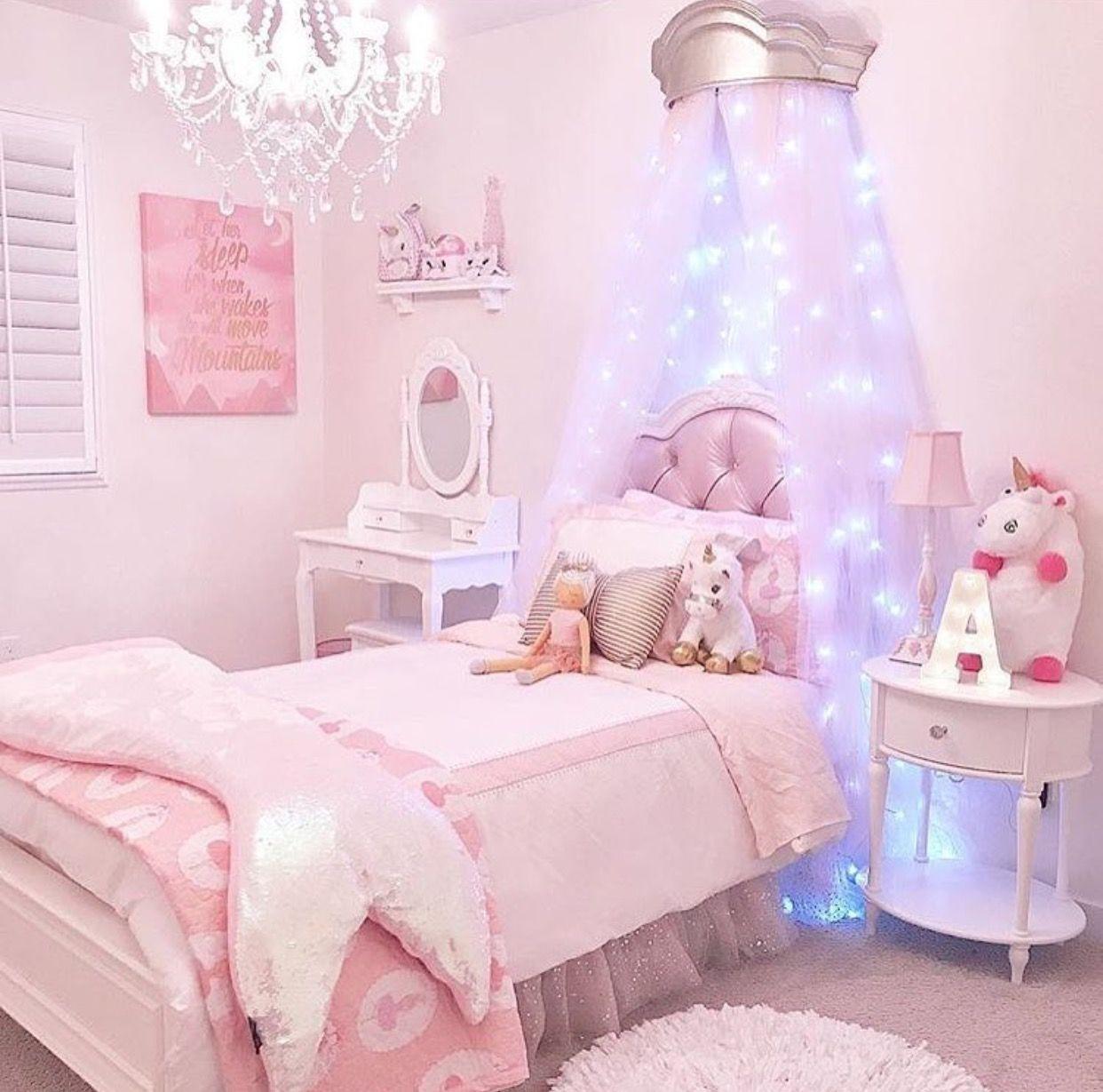 Ala Princess, 4 Inspirasi Desain Kamar Tidur Pink untuk Si Buah
