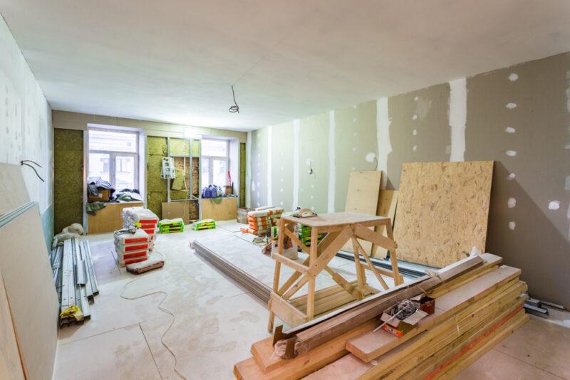 Renovasi Rumah Sewa