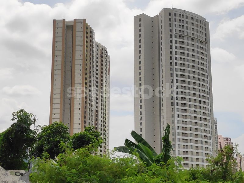 Apartemen di Kota Kasablanka