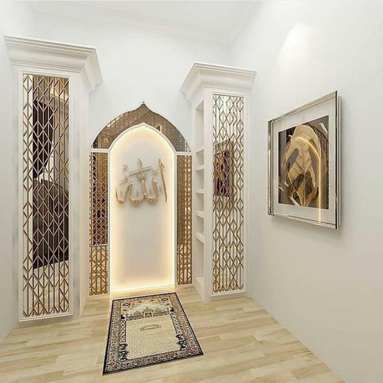 Tampil Fresh Ide Desain Mushola Di Rumah Untuk Menyambut Ramadhan Artikel Spacestock