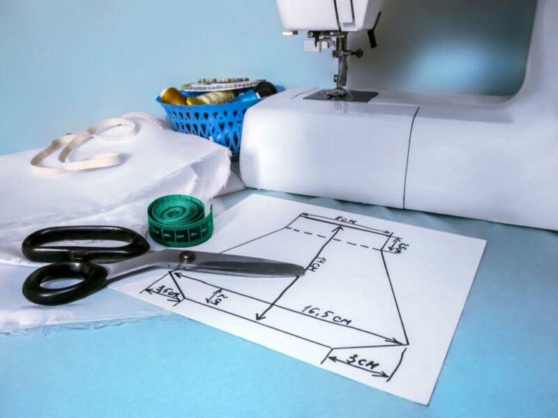 DIY Cara Membuat Masker Kain Sendiri, Lebih Praktis dan