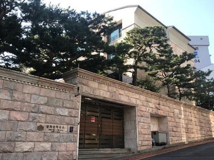 Apartemen Kpop Idol