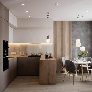16 inspirasi desain apartemen ala korea yang sering muncul