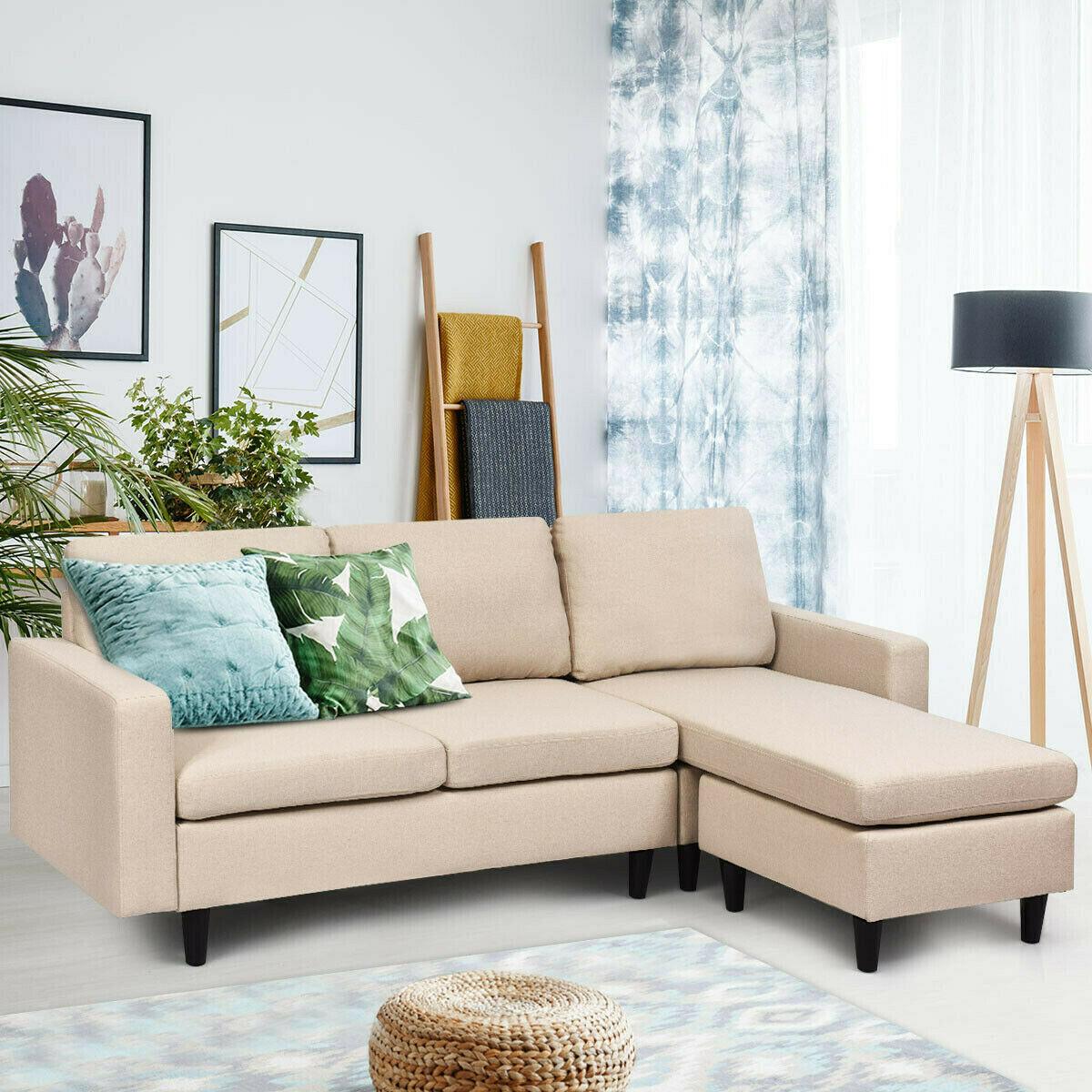 Contek Ide Desain Sofa Minimalis Untuk Ruang Tamu Mungil Di Rumah Artikel Spacestock