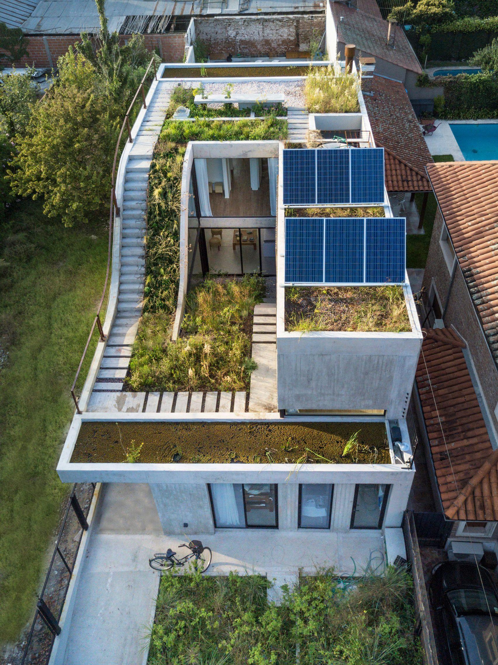 Mau Buat Taman Di Atap Rumah? Begini Tahap-tahapnya - Artikel SpaceStock