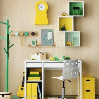 Desain Meja Belajar Anak
