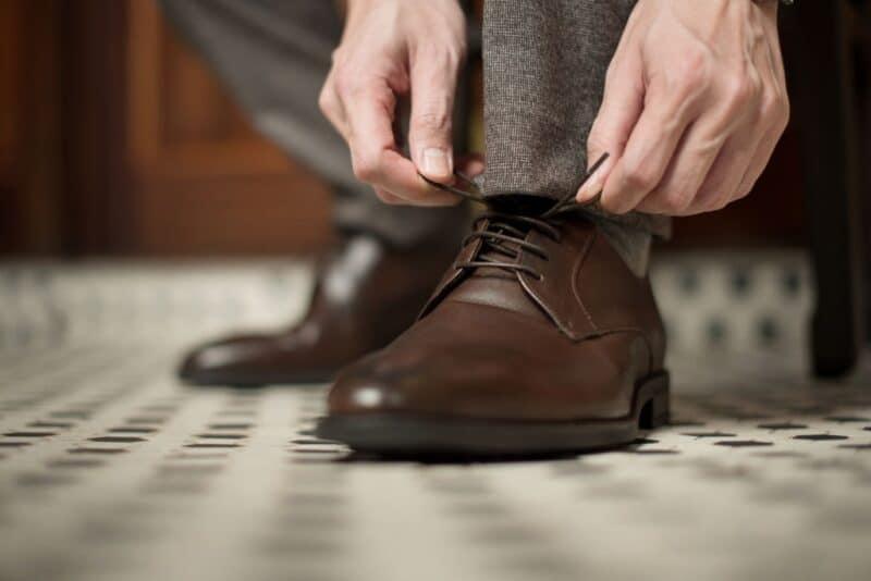 Tips Menyimpan Sepatu