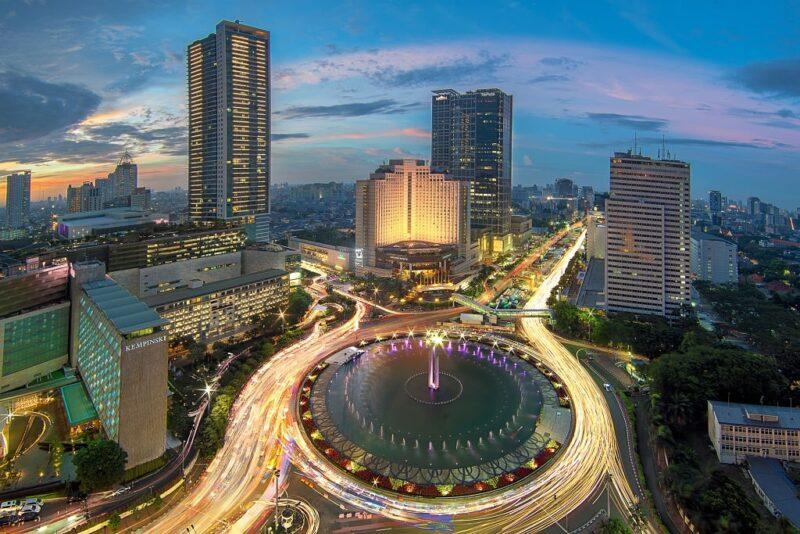 Mall di Jakarta