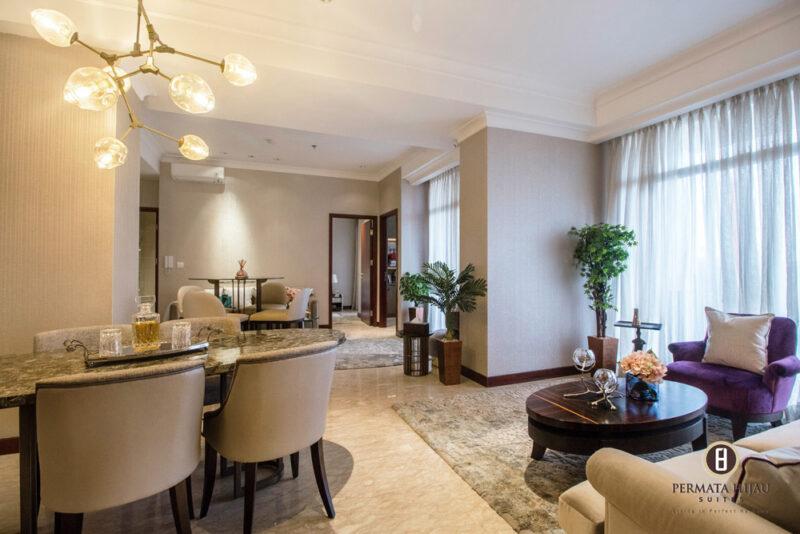 Apartemen Permata Hijau Suites