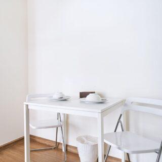 meja lipat dinding