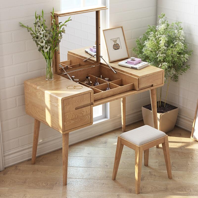 desain meja kayu