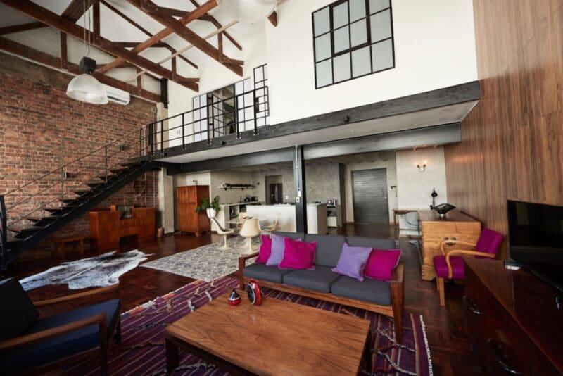 gambar apartemen loft