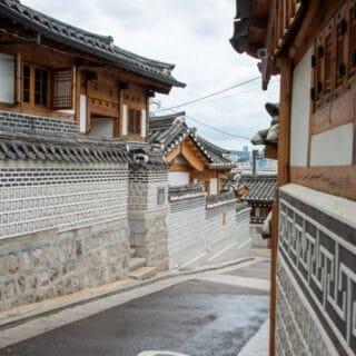 Desain rumah drama korea