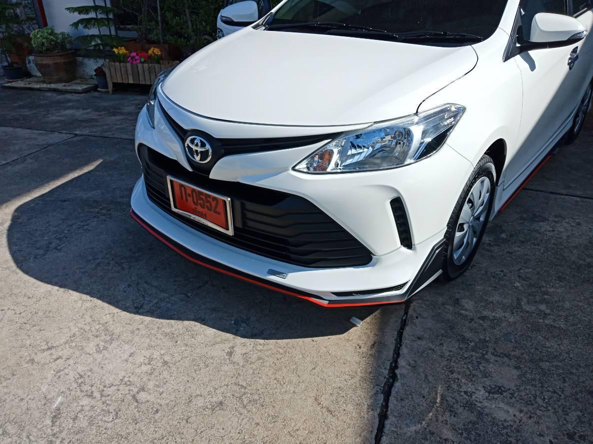 เช่ารถ รถเช่า หาดใหญ่ Toyota Vios 2018